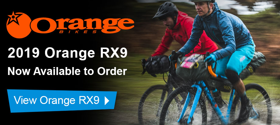 2019 Orange RX9 - Now Available to Order - View Orange RX9