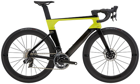 Cannondale 2021 SystemSix Hi-MOD Red eTap AXS