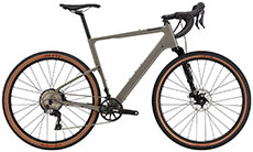 Cannondale 2021 Topstone Carbon Lefty 3 (Grey)