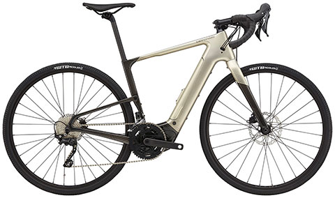 Cannondale 2021 Topstone Neo Carbon 4