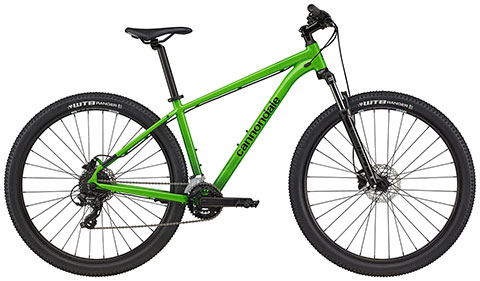 Cannondale 2021 Trail 7 (Green)