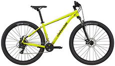 Cannondale 2021 Trail 8 (Yellow)