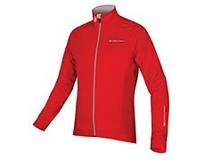 Endura FS260-Pro Jetstream L/S Jersey (Red)