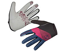 Endura Hummvee Lite Cycling Glove (Mulberry)