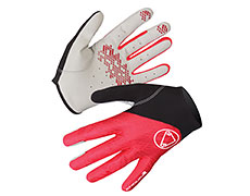 Endura Hummvee Lite Cycling Glove (Red)