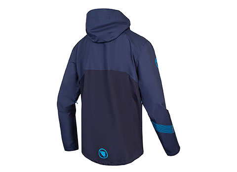 Endura SingleTrack Jacket II (Navy)