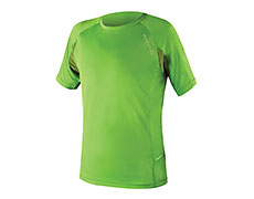 Endura SingleTrack Lite Wicking T (Kelly Green)