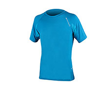 Endura SingleTrack Lite Wicking T (Ultramarine)