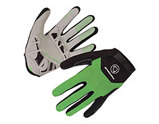 Endura SingleTrack Plus Glove (Kelly Green)