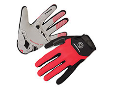 Endura SingleTrack Plus Glove (Red)