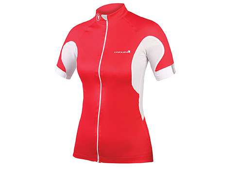 Endura Women's FS260-Pro II Jersey (Red)