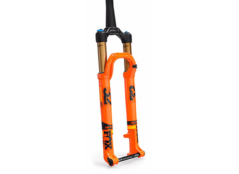 Fox 32 SC Float Factory FIT4 Remote Kabolt Tapered Fork 2018 (Orange)