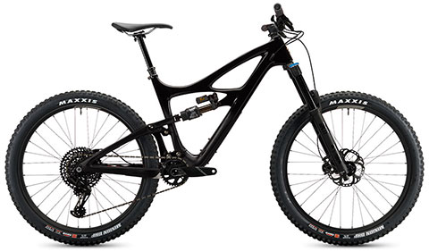 Ibis 2019 Mojo HD4 GX Eagle (Black)