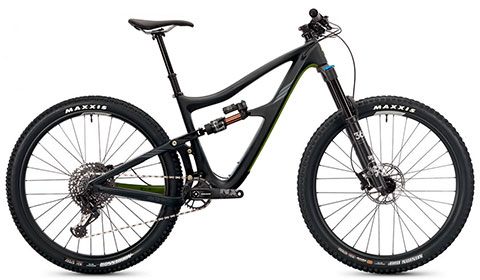 Ibis 2019 Ripmo NX Eagle (Black)