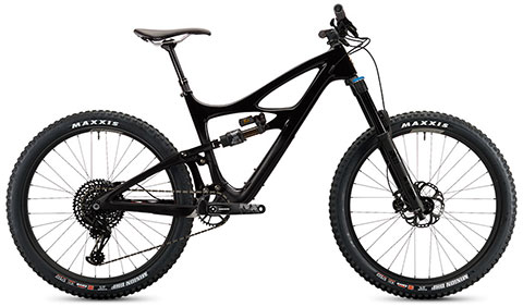 Ibis 2019 Mojo HD4 NX Eagle (Black)