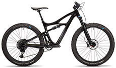 Ibis 2019 Mojo 3 NX Eagle (Black)