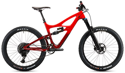 Ibis 2019 Mojo HD4 NX Eagle (Red)