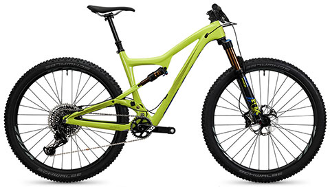 Ibis 2019 Ripley LS X01 Eagle Werx (Yellow)