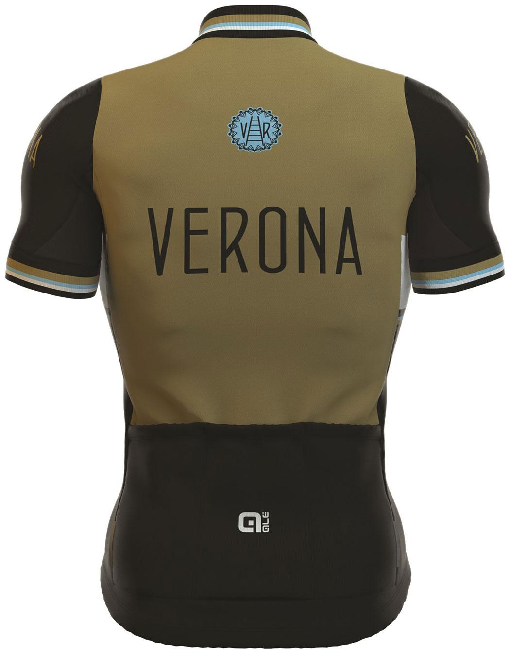 Al men 39 s classic verona jersey black for Uniform verona