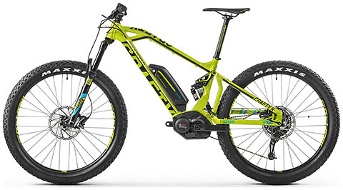Mondraker 2017 e-Crafty R+ 27.5+