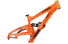 Orange 2020 327 Frame 27.5 (Including rear shock)