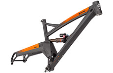 Orange 2020 Five Frame 27.5 (Including rear shock)