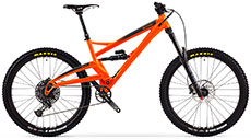 Orange 2021 Alpine 6 S 27.5