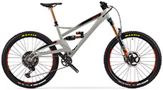 Orange 2021 Alpine 6 XTR 27.5