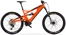 Orange 2021 Charger Pro 27.5