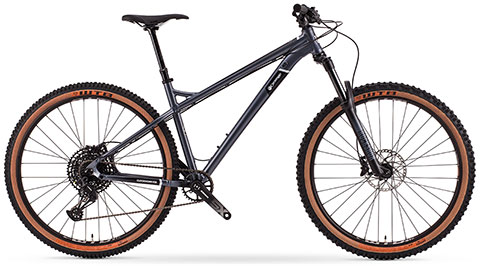 Orange 2021 Clockwork EVO 29 S (v1)