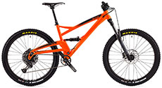 Orange 2021 Five Evo S 27.5