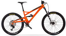 Orange 2021 Switch 6 Pro 29/27.5