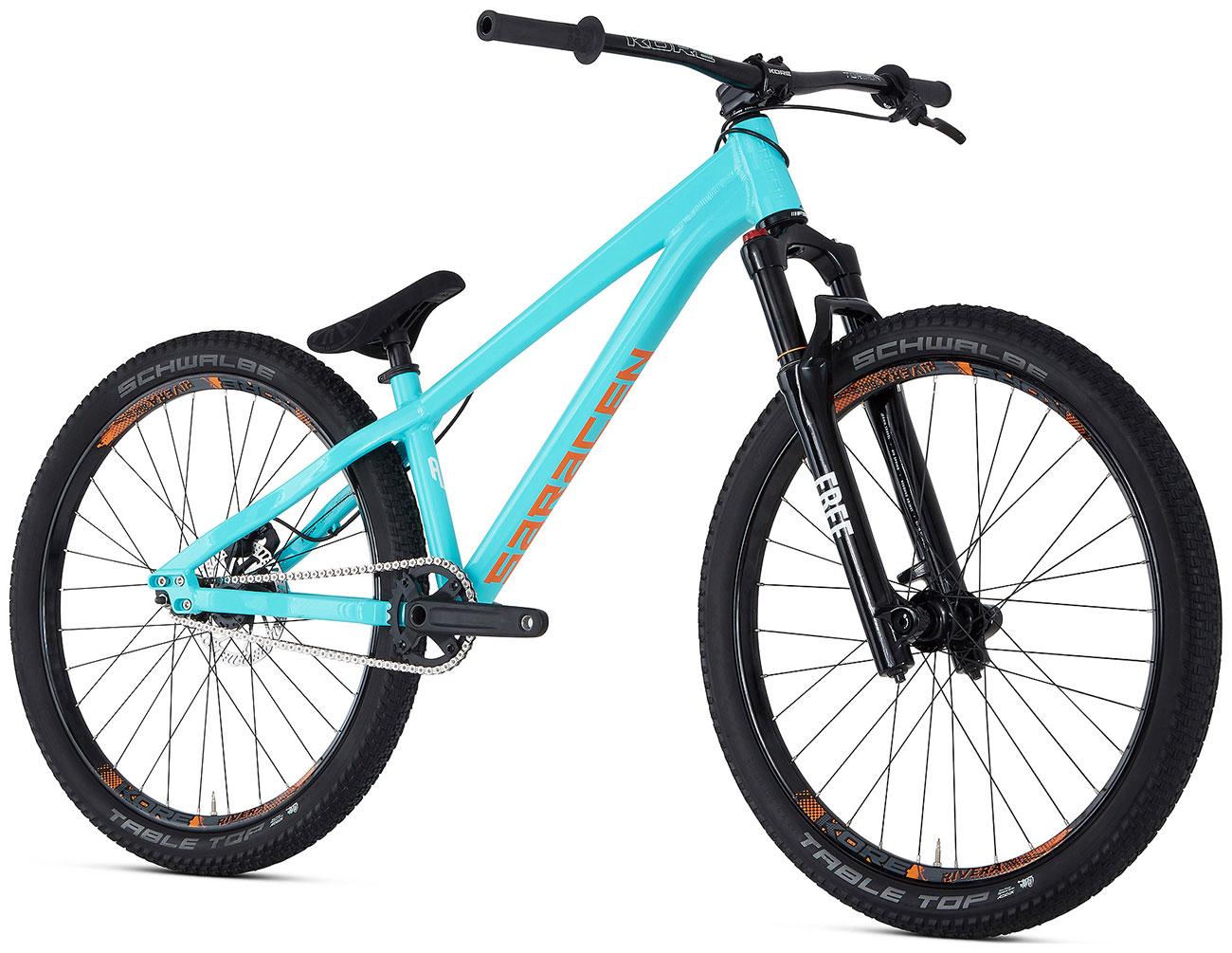 Saracen Amplitude Al Team 2019 Dirt Jump Bike