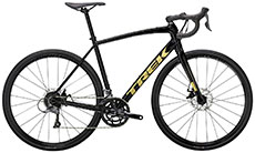 Trek 2021 Domane AL 2 Disc (Black)