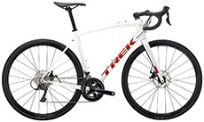 Trek 2021 Domane AL 3 Disc (White)