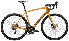Trek 2021 Domane AL 5 Disc (Orange)