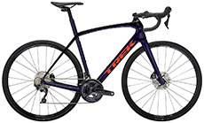 Trek 2021 Domane SL 6 (Purple/Black)