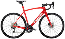 Trek 2021 Domane SL 6 (Red)