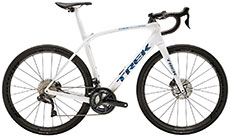 Trek 2021 Domane SLR 7 (White/Blue)