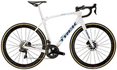 Trek 2021 Domane SLR 9 (White/Blue)