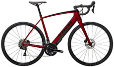Trek 2021 Domane+ ALR (Crimson/Black)