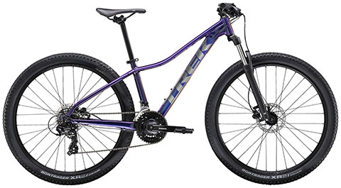 Trek 2021 Marlin 5 Women's (Purple)