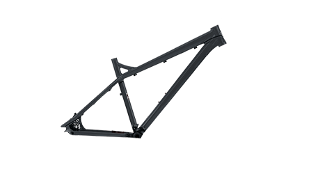 Crush Frame Colour Charcoal Grey