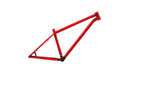 P7 Frame Colour Blood Red