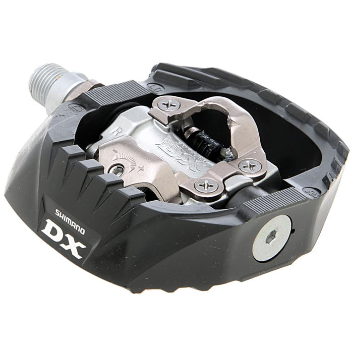 Shimano M647 Mtb Spd Pedals Pop Up Mechanism