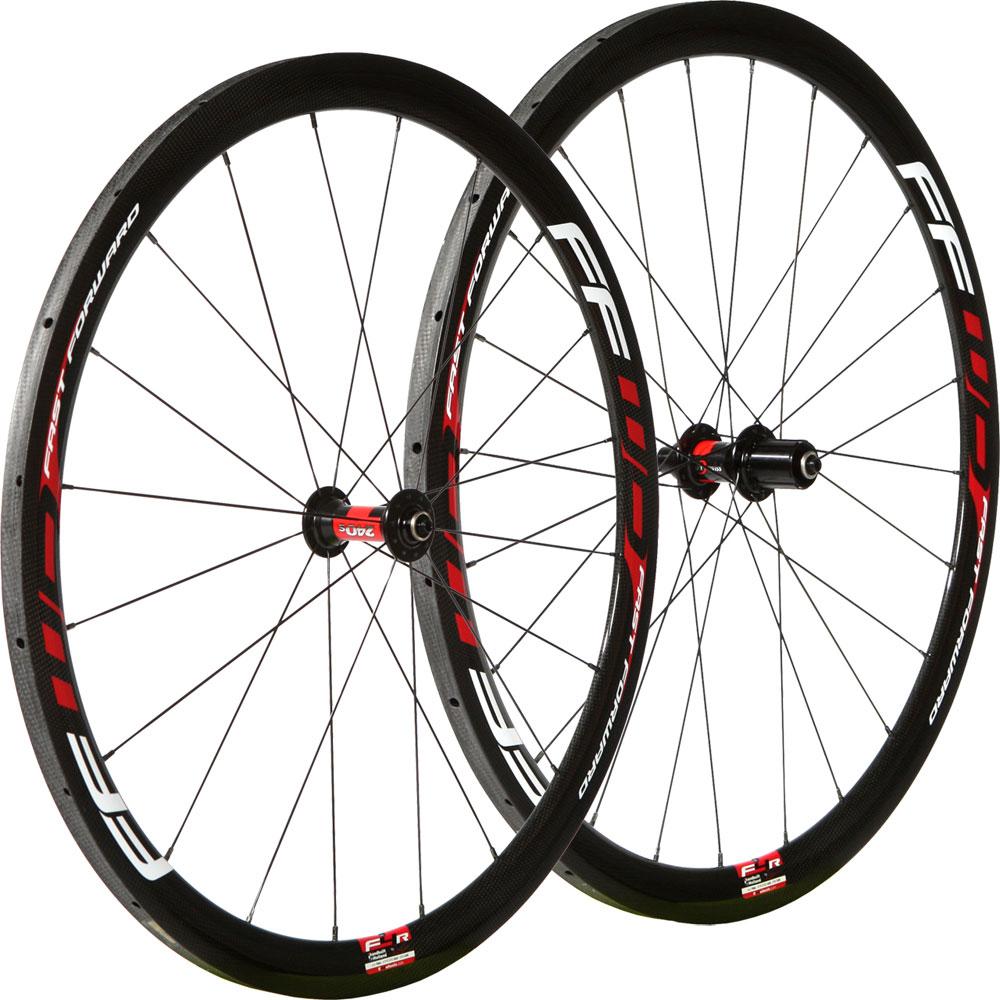 Fast Forward F4r Carbon Tubular 700c 240s Road Bike Wheels