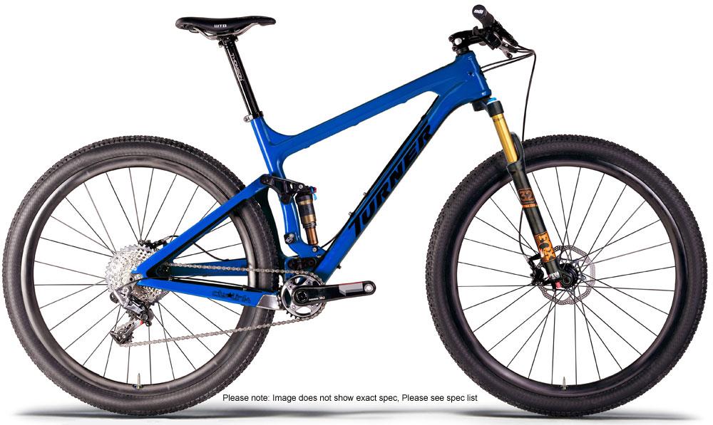 Turner Czar V1.1 Carbon 29er Complete Bike