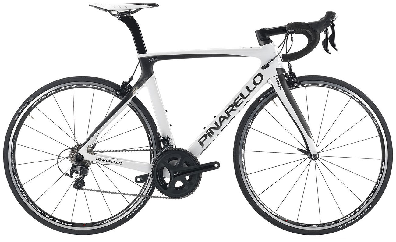 Pinarello Gan S 105 White Black 2016 Road Bike