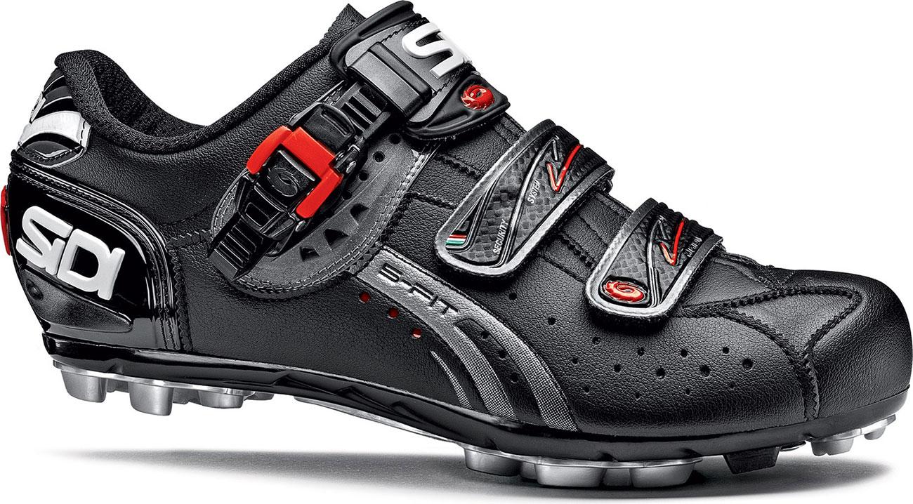 6b74ca6f6cdc85 Sidi MTB Dominator 7 Mega Cycling Shoes (Black)