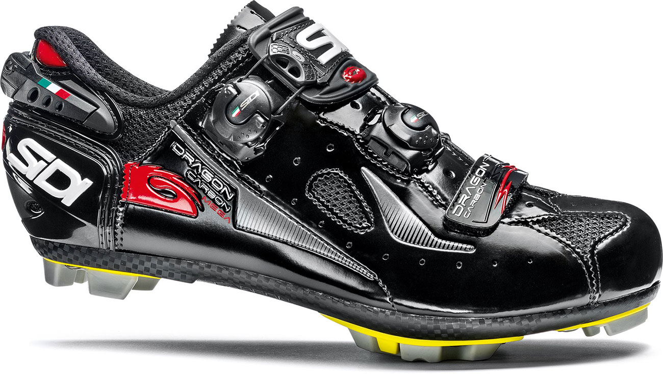 Sidi Mtb Dragon 4 Srs Carbon Composite Mega Cycling Shoes